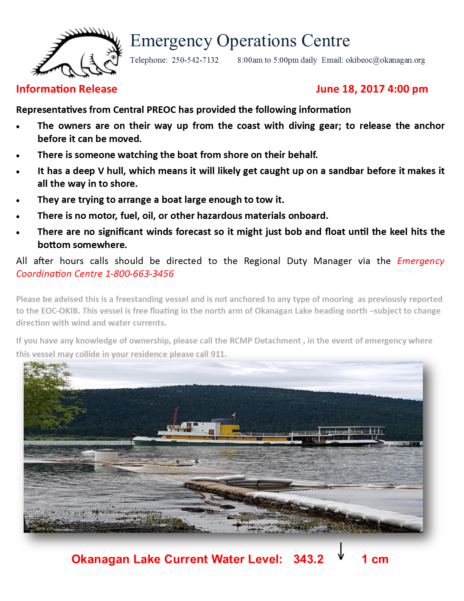 Eoc Information Release June 18 2017 430 Pm Update
