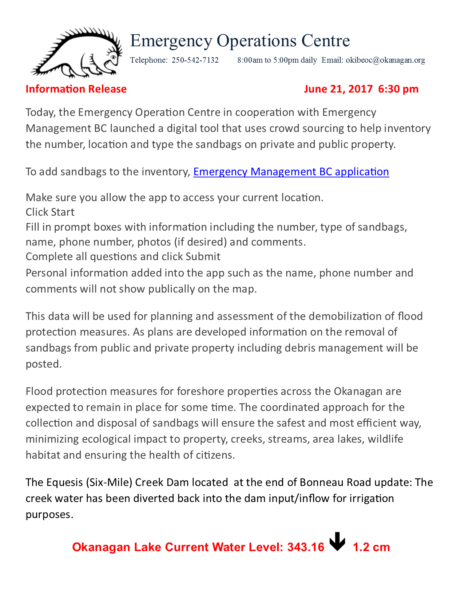 Eoc Information Release June 21 2017 700 Pm